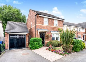 Thumbnail 3 bed end terrace house for sale in Field Close, Kettlebrook, Tamworth