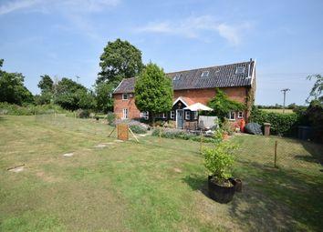 Thumbnail 4 bed farmhouse for sale in Middleton, Saxmundham