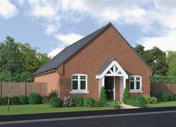 "Thumbnail 2 bedroom bungalow for sale in ""Martley"" at Platt Lane, Keyworth, Nottingham"