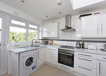Thumbnail 3 bed terraced house to rent in Ashcombe Road, London