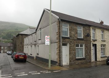 Thumbnail 4 bedroom end terrace house for sale in Maindy Road, Ton-Pentre