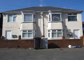 Thumbnail 3 bed semi-detached house for sale in Abbey Road, Bearwood, Smethwick