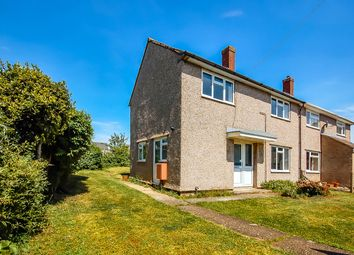 Thumbnail 3 bed semi-detached house for sale in Martindale Way, Sawston, Cambridge