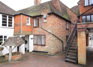 Thumbnail 1 bed flat to rent in High Street, Cranleigh