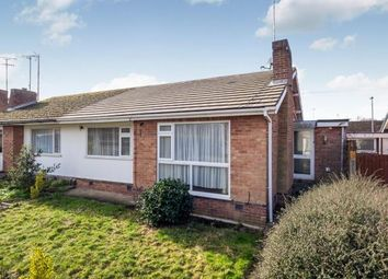 Thumbnail 2 bedroom bungalow for sale in Medway Close, Chilwell, Nottingham, .