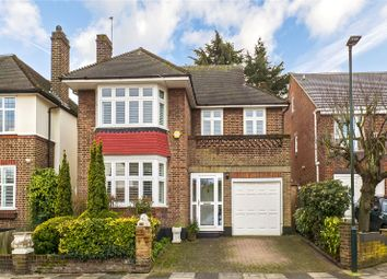 Thumbnail 5 bed detached house for sale in Vicarage Drive, London