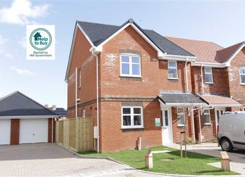 Thumbnail 3 bed property for sale in Greenwood Close, New Milton