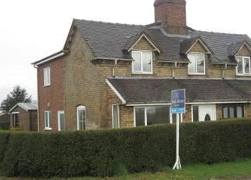 Thumbnail 3 bed semi-detached house to rent in Knightley Eaves Cottages Knightley Eaves, Eccleshall, Stafford