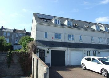 Thumbnail 4 bedroom end terrace house for sale in Ford, Plymouth, Devon
