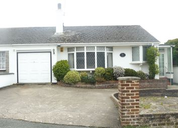 Thumbnail 3 bedroom detached bungalow for sale in Peters Crescent, Marldon, Paignton