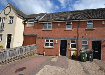 Thumbnail 2 bed town house for sale in Cygnet Close, Sileby, Leicestershire