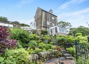 Thumbnail 2 bed detached house for sale in Triangle, Sowerby Bridge, West Yorkshire, Halifax