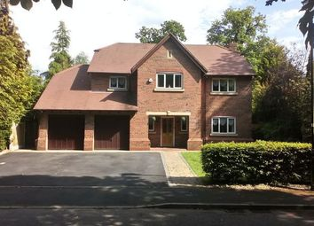Thumbnail 7 bed detached house for sale in Springwood Drive, Rufford, Ormskirk
