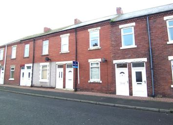 Thumbnail 2 bed flat to rent in Hastings Terrace, Shankhouse, Cramlington