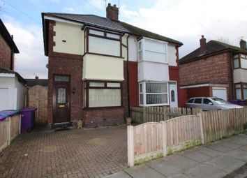 Thumbnail 2 bed semi-detached house for sale in Fieldton Road, West Derby, Liverpool