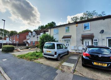 Thumbnail 2 bed terraced house for sale in Amadis Road, Beaumont Leys, Leicester