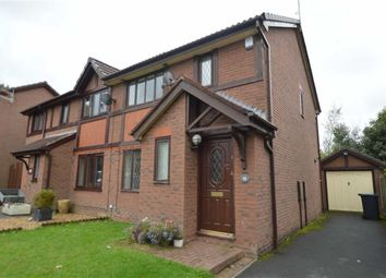 Thumbnail 3 bed semi-detached house to rent in Foxwood Chase, Accrington