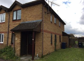 Thumbnail 1 bed terraced house to rent in Chantry Close, Chatteris