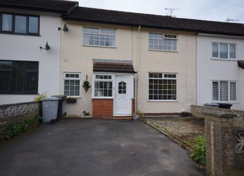 Thumbnail 3 bed terraced house for sale in Henbury Road, Wilsmlow