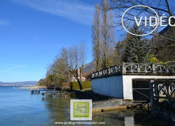 Thumbnail 6 bed villa for sale in Menthon Saint Bernard, Annecy (Commune), Annecy, Haute-Savoie, Rhône-Alpes, France