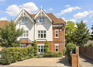 Coplestone Chase, Cranley Road, Guildford, Surrey GU1. 4 bed semi-detached house for sale