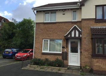 Thumbnail 2 bedroom semi-detached house for sale in Betjeman Walk, Plymouth, Plymouth
