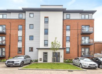Thumbnail 2 bed flat for sale in North Court, 3 Rembrandt Way, Watford, Hertfordshire