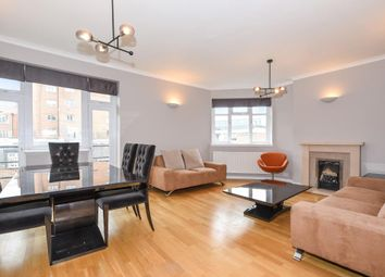 Thumbnail 3 bed flat to rent in St Edmunds Court, St Johns Wood NW8,