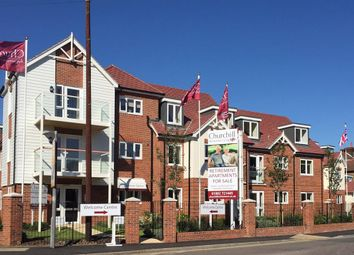 Thumbnail 2 bed flat for sale in Broomstick Hall Road, Waltham Abbey, Essex