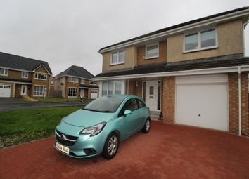 Thumbnail 5 bed detached house for sale in Orchil Drive, Plains, North Lanarkshire