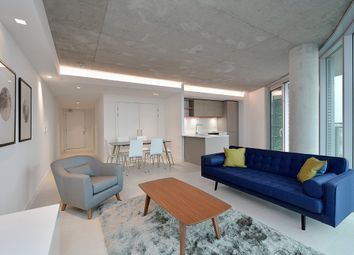 Thumbnail 3 bed flat to rent in Royal Victoria, London