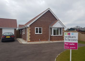 Thumbnail 3 bedroom detached bungalow for sale in Cullen Close, Billinghay, Lincoln