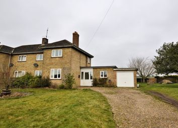 Thumbnail 3 bedroom semi-detached house to rent in Chapel Road, Necton, Swaffham