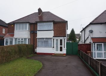 Thumbnail 3 bed semi-detached house for sale in Bridle Lane, Streetly, Sutton Coldfield
