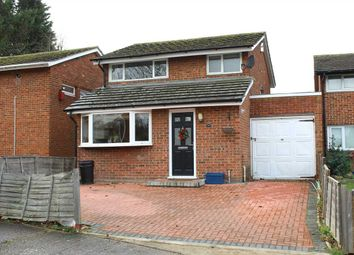 Thumbnail 3 bedroom detached house for sale in Melton, Stantonbury, Milton Keynes