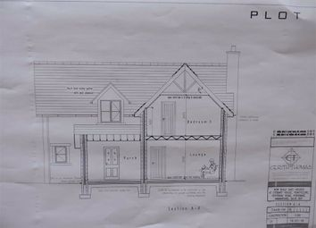 Thumbnail 4 bed detached house for sale in Penybanc Road, Ammanford