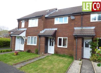Thumbnail 2 bedroom terraced house to rent in Course Park Crescent, Fareham