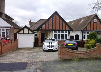 Thumbnail 4 bedroom detached bungalow for sale in Chestnut Avenue, Ewell, Epsom