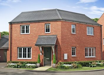 "Thumbnail 3 bedroom detached house for sale in ""Faringdon"" at Wheatley Close, Banbury"