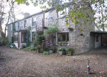 Thumbnail 4 bed detached house for sale in Tynewydd Farm, Nantybwch, Tredegar, Blaenau Gwent