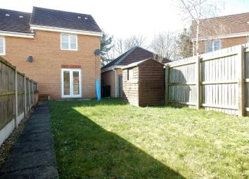 Thumbnail 2 bed town house for sale in Lynchet Lane, Worksop