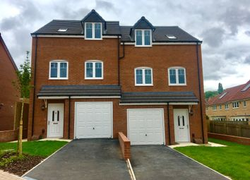 Thumbnail 4 bed semi-detached house for sale in Plot 13, The Horton, Healdfield Court, Castleford