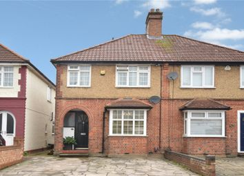 Thumbnail 3 bed semi-detached house for sale in Bushey Mill Crescent, Watford, Hertfordshire
