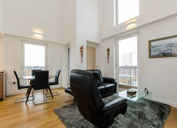Thumbnail 3 bed flat for sale in Whiting Way, Canada Water