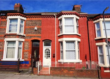 Thumbnail 3 bed terraced house for sale in Warbreck Avenue, Liverpool