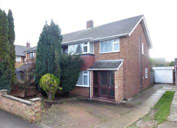 Thumbnail 3 bedroom property to rent in Lockington Crescent, Dunstable