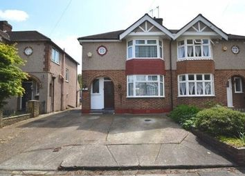 Thumbnail 3 bed semi-detached house to rent in Somervell Road, Harrow