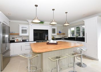 Thumbnail 5 bedroom detached house to rent in Coppice Row, Theydon Bois, Epping