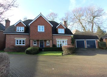 Thumbnail 4 bed detached house for sale in Water Mead, Chipstead, Coulsdon