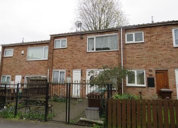 Thumbnail 3 bed terraced house for sale in Newmarket Road, Bulwell, Nottingham